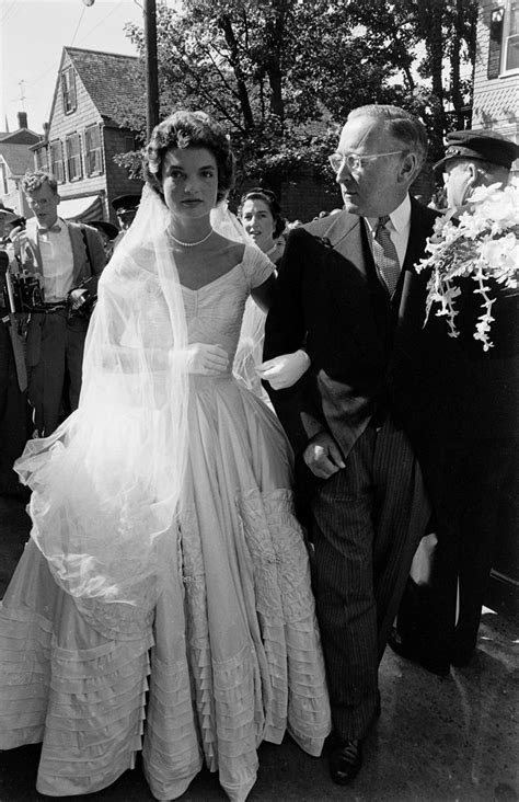 Jackie and John F. Kennedy Wedding Album ? Jacqueline
