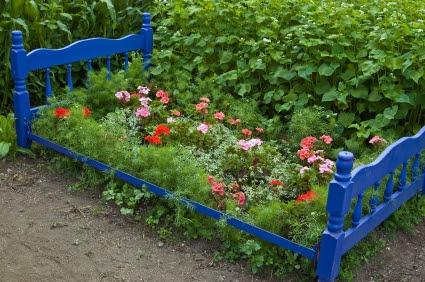 Garden Bed Frame Ideas