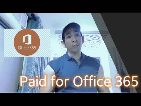 vLog | Finally Paying For Office 365! Is it Worth it?