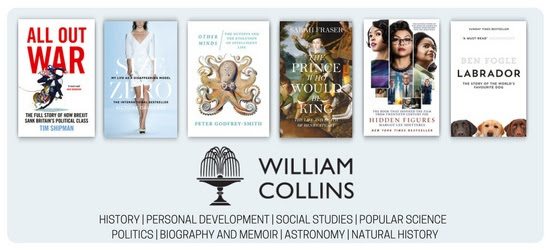 Image result for william collins books