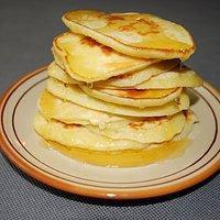 Amerykańskie placki śniadaniowe według Nigelli Lawson