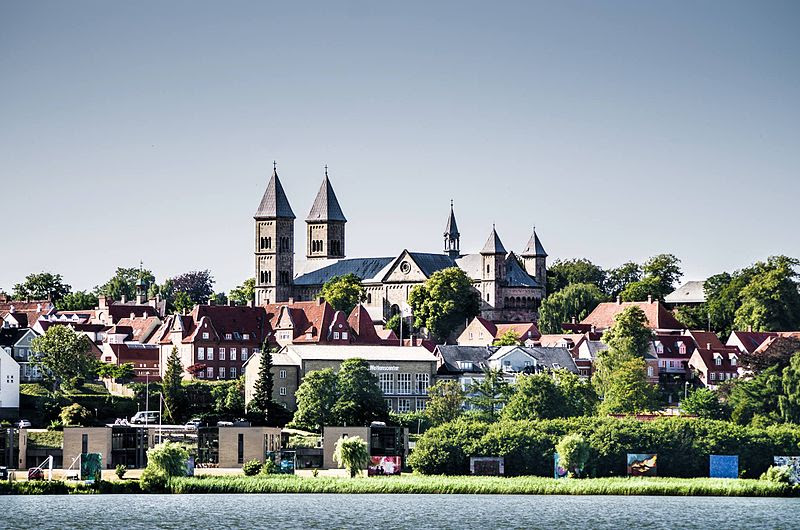 File:Viborg fra Norreso.jpeg