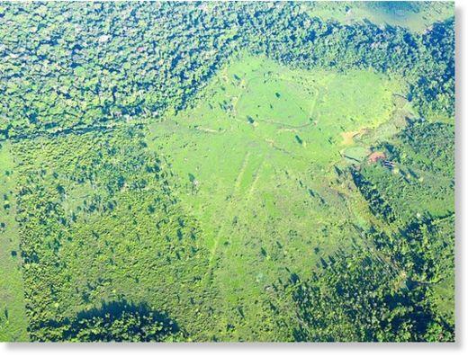 geoglifos en Amazonia 1