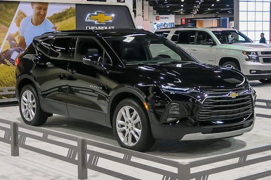 2019 Chevrolet Blazer: Reignited and It Feels So Good | News | Cars.com