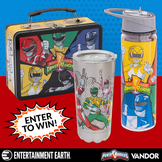 Vandor Power Rangers Giveaway