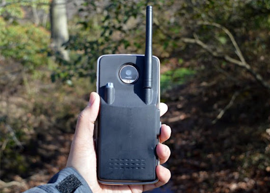 Convert Your Moto Z Into A Walkie Talkie With The Linc Moto Mod | Popular Airsoft