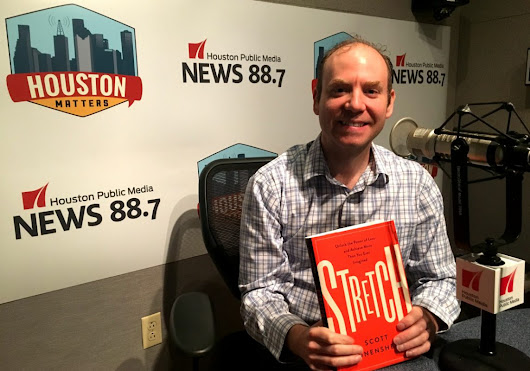 Stretch: The Power Of Doing More with Less | Houston Public Media