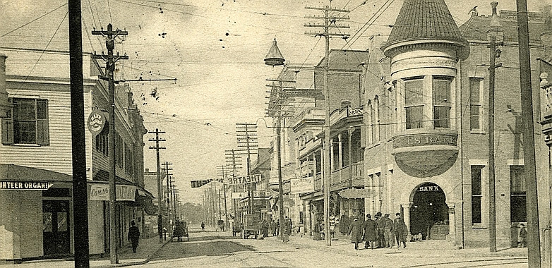 File:Howard Street Biloxi Mississippi 1906.jpg