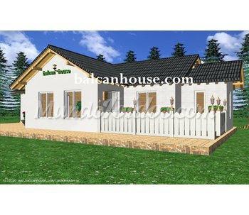 Casas de madera prefabricadas balcan house catalogo - Casas de madera balcan house ...
