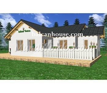 Casas de madera prefabricadas balcan house catalogo for Catalogo casas prefabricadas