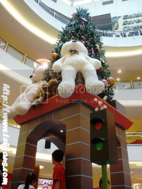 Funtoystic Christmas Midvalley Megamall,Christmas Decoration