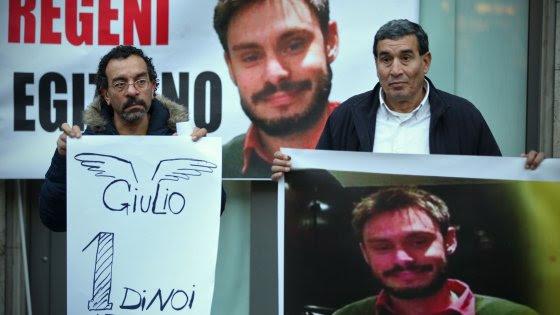 Redazione di Operai Contro, Renzi aveva promesso la verità sull'uccisione di Giulio Regeni. Non ha fornito nessuna verità. Continua ad avere cordiali rapporti con Al Sisi Renzi se ne frega, […]