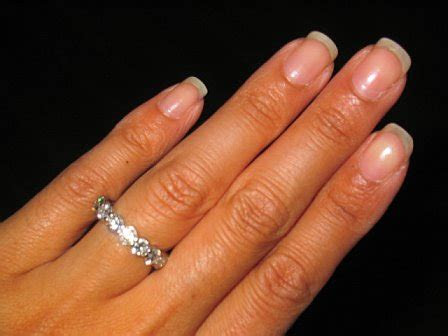 Show off your shared prong eternity band : Show Me the