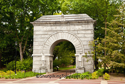 Camp Randall Memorial Arch, Madison, Dane County, Wisconsin