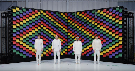US-Band OK Go setzt Drucker cool in Szene | printer4you.com Magazin