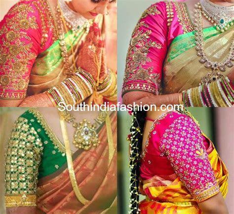 Bridal Saree Blouses ~ Fashion Trends ~ ? South India Fashion