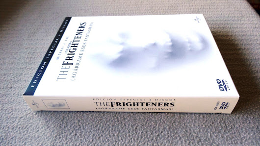 Agárrame esos fantasmas - The Frighteners