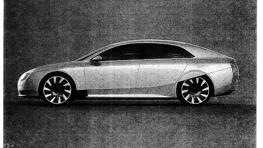 Tesla rival Atieva's first electric car looks a lot like a Model S