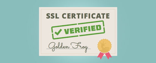 Golden Frog Services Safe From Latest OpenSSL Vulnerability