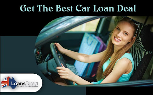 Buying a Car? Here's How To Get The Best Car Loan Deal