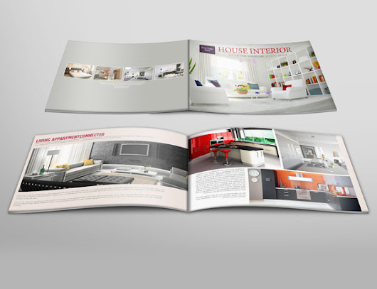 Interior Brochure Template