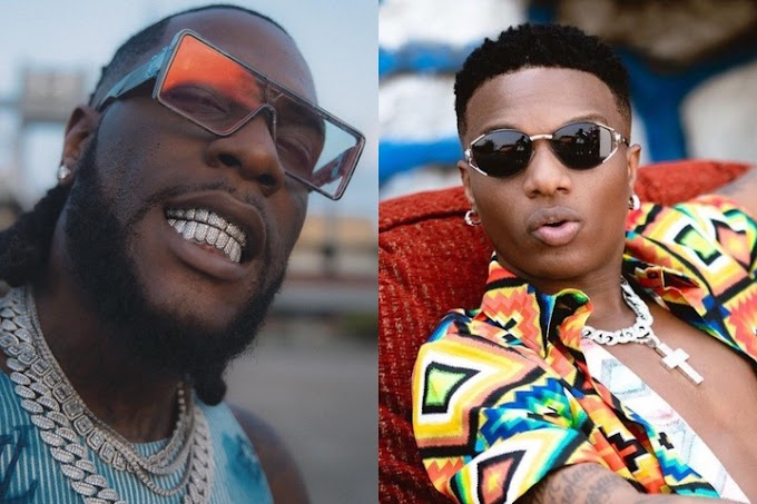 UK Music Lovers Reject Burna Boy Concert, Says They Want Wizkid (Photos)