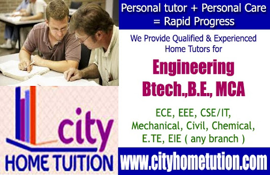 Engineering Home Tuitions in Hyderabad - Hyderabad, AP