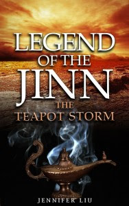 Legend of the Jinn by Jennifer Liu