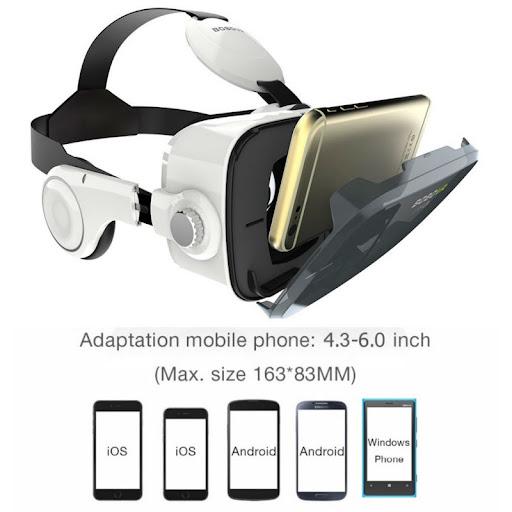 Огляд 3D-окулярів віртуальної реальності VR BOX 2.0
