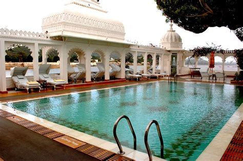 The Staggering Taj Lake Palace in Udaipur, India