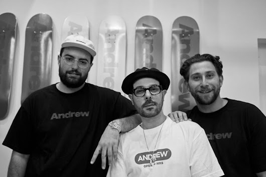 ANDREW Downtown Skateshop – A New Era