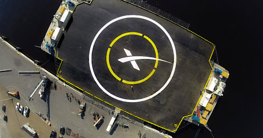 SpaceX's Next Frontier: Landing a Rocket on Earth - NYTimes.com