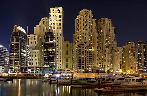 Place to visit in Dubai: Stunning Buildings