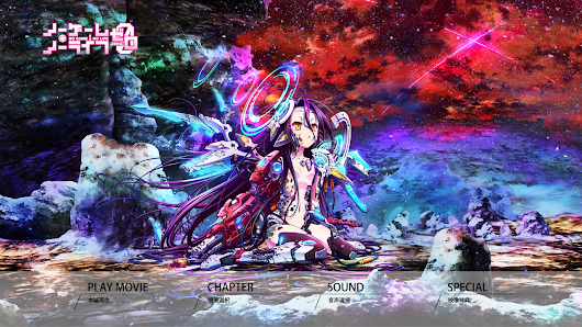 [Raw Anime] No Game No Life: Zero BD – Garuda-Raws