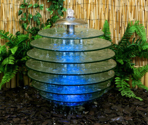WATER FEATURES: Tiered, Fountains, Cascades, Spheres ...