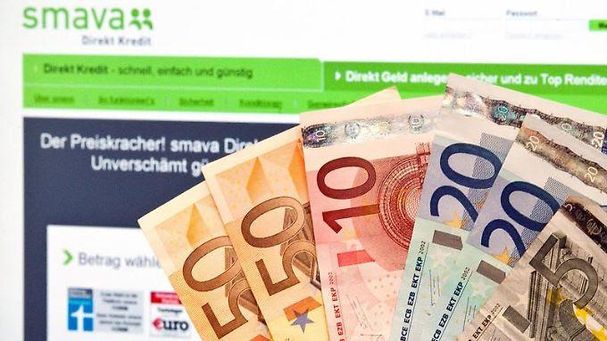 Geld von privat an privat: Kreditbörsen im Netz  ntv.de