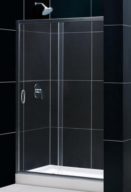 Tenere al caldo in casa montaggio box doccia su porta - Montare una porta a soffietto ...