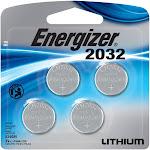 Energizer Lithium 2032, 4 pk