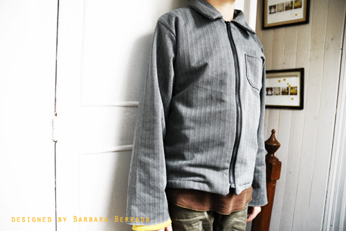 handmade jacket