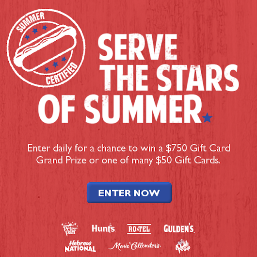 #StarsOfSummer #Sweepstakes