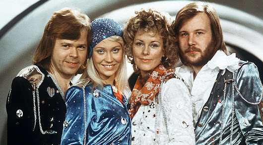 ABBA Announce Official Reunion For The First Time In Over 30 Years!