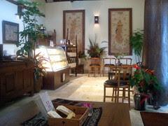 亜州茶館 Lotus (アジアンカフェ・ロータス)店内