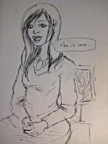 sketchgirl