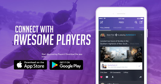 Player.me Mobile App Competition