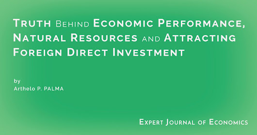 Truth Behind Economic Performance, Natural Resources and Attracting Foreign Direct Investment