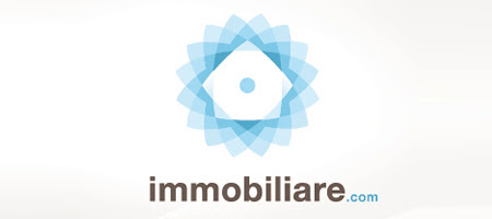 Example of transparency use in logo design
