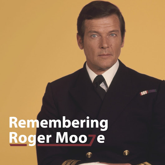 Remembering Roger Moore Special - MI6 Confidential is proud to announce its second 100-page special publication: Remembering Roger Moore - James Bond 007 :: MI6 - The Home Of James Bond