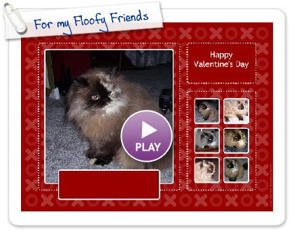 Click to play For my Floofy Friends