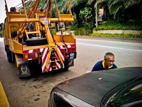 Cars breakdown