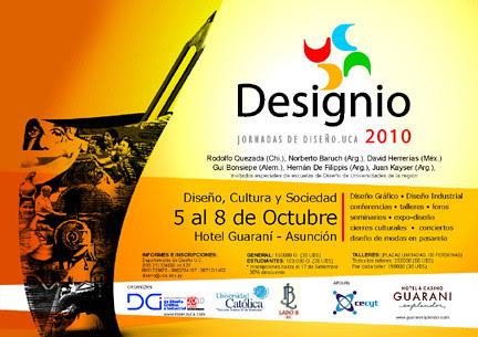 Afiche Designio h3